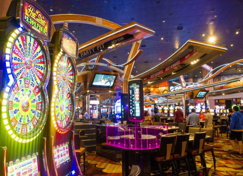 Concepts Concerning Online Casino That In Fact Job