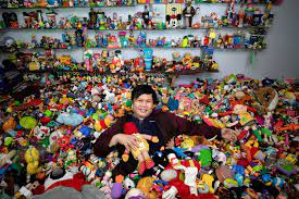 To Click on Or To not Click on: Toys And Running a blog