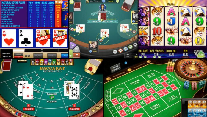 Three Effective Ways To Get More Out Of Gambling