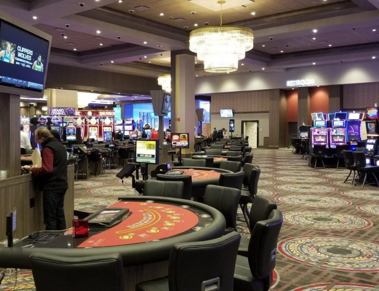 How to teach Casino Higher than Anyone Else